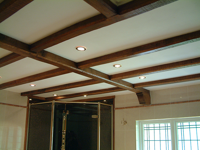 Oak Timber ceiling