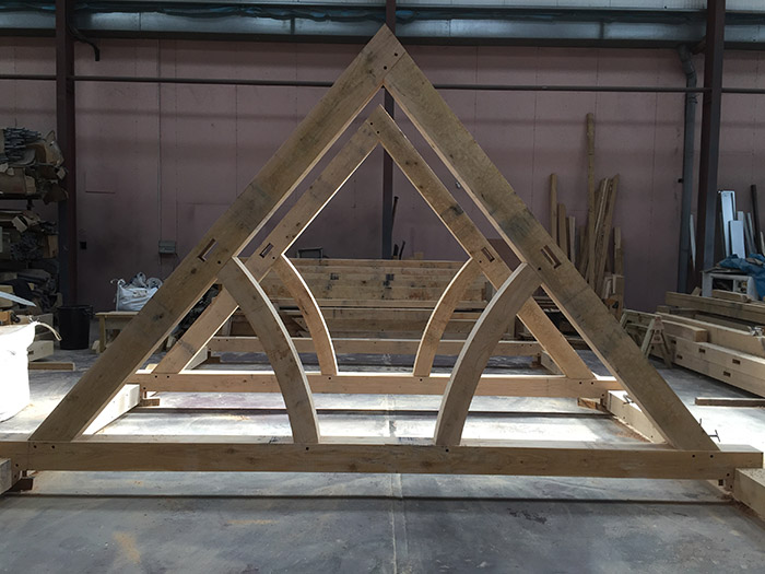 Oak Roof Project