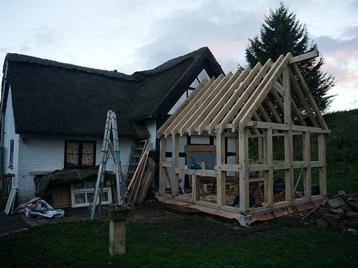 Thatch extension