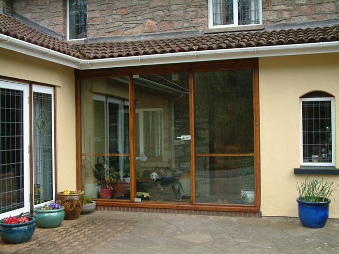 Glass Porch