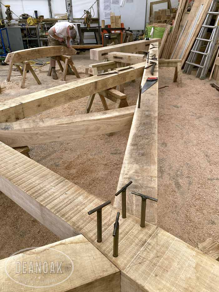 Deanoak Barn Workshop