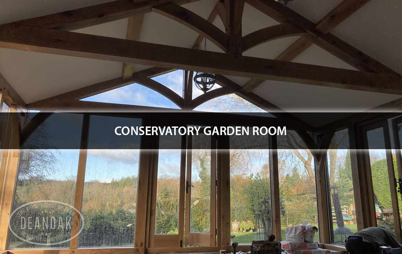 Carousel - CONSERVATORY GARDEN ROOM