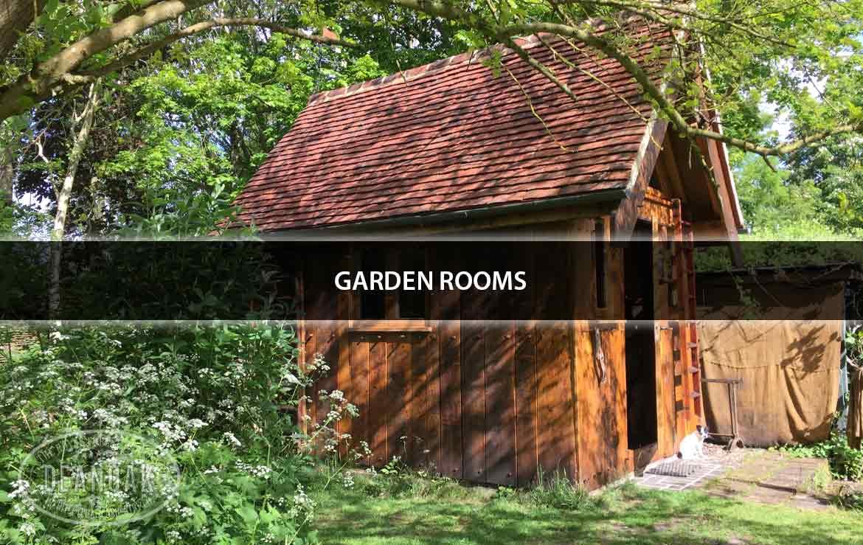 Carousel - GARDEN ROOMS