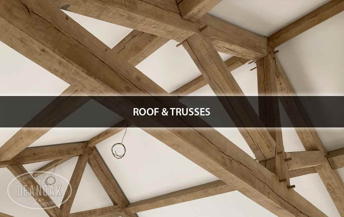 Carousel - Roof & Trusses