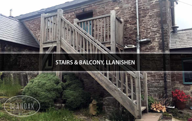 Carousel - Stairs & Balcony in Llanishen