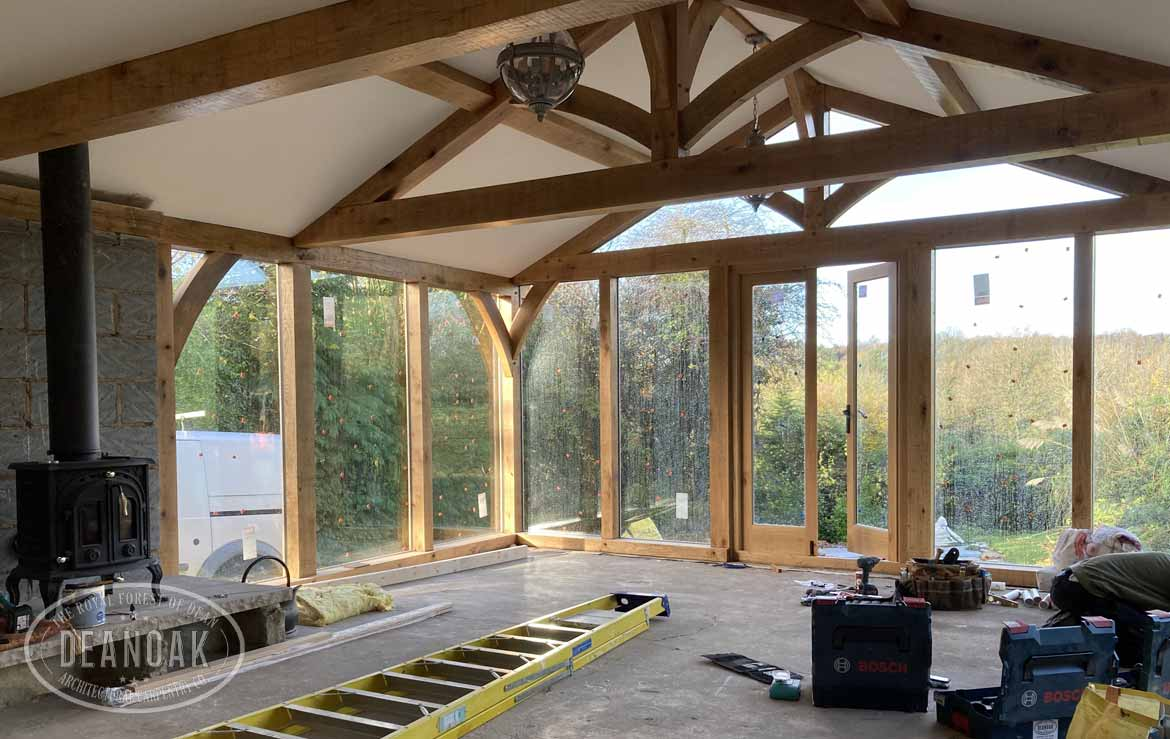 Conservatory Garden Room by Deanoak Limited