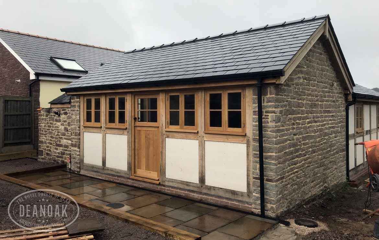 Deanoak Limited - New Build Stone & Oak Cottage