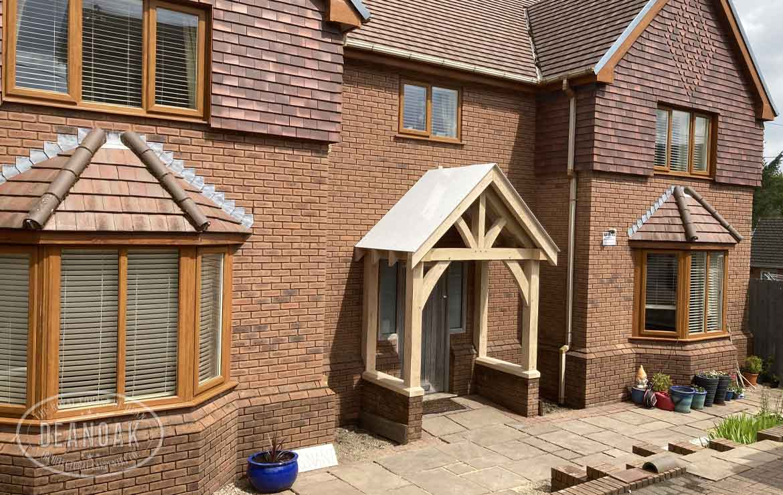 Oak Porches by Deanoak Limited