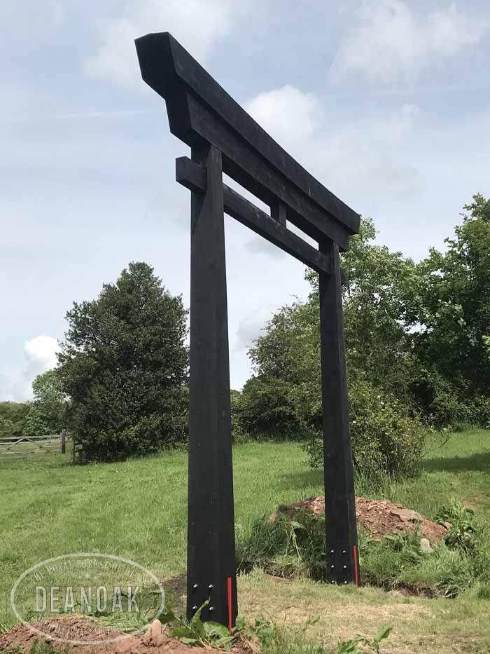 Tori Gate by Deanoak Limited